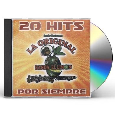 La Original Banda El Limon 20 HITS CD