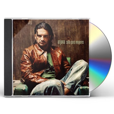 RICARDO ARJONA SOLO PARA MUJERES CD