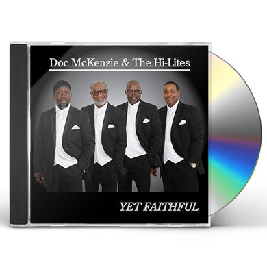 YET FAITHFUL CD
