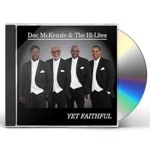 Doc Mckenzie YET FAITHFUL CD