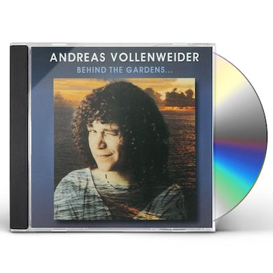 Andrea Vollenweider BEHIND THE GARDENS CD