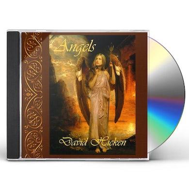 David Hicken ANGELS CD