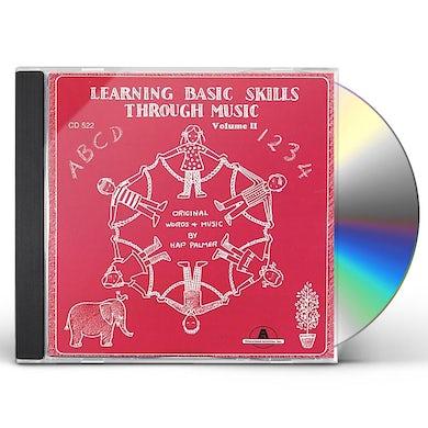 Hap Palmer LEARNING BASIC SKILLS THROUGH MUSIC - VOLUME 2 CD