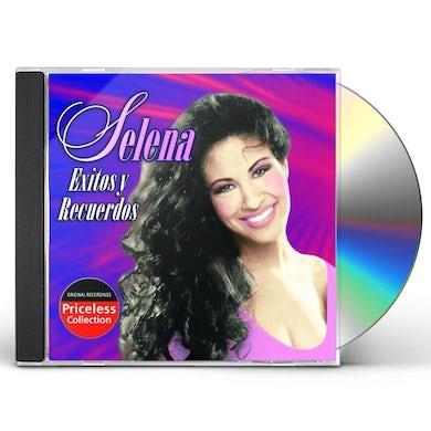 Selena EXITOS Y RECUERDOS CD