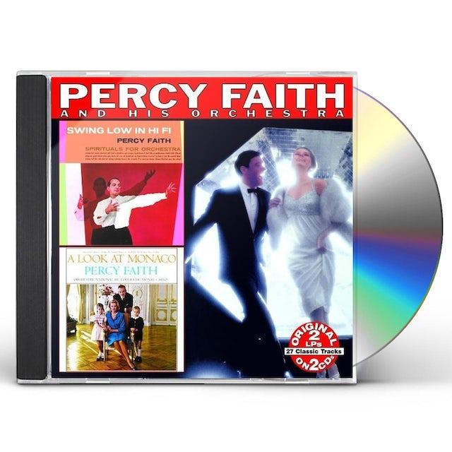 Percy Faith SWING LOW IN HI FI: A LOOK AT MONACO CD