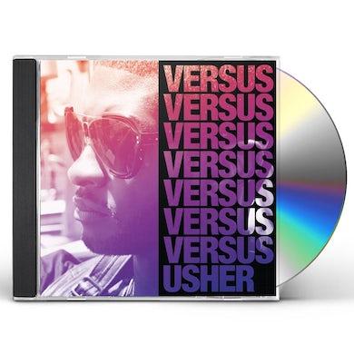 Usher VERSUS CD