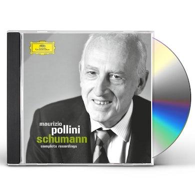 Maurizio Pollini SCHUMANN COMPLETE RECORDINGS CD