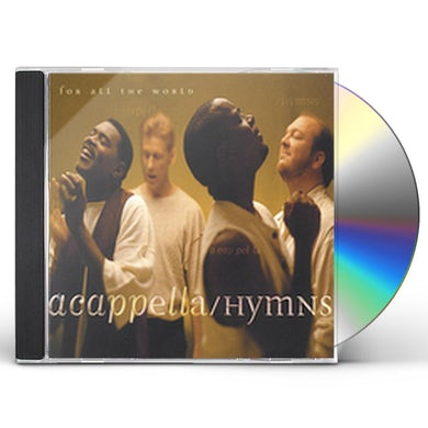 Acappella HYMNS FOR ALL THE WORLD CD