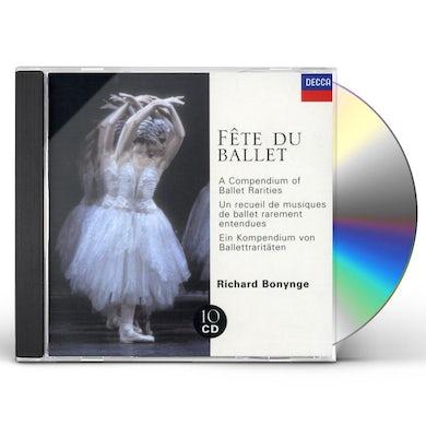 Richard Bonynge FETE DU BALLET: A COMPENDIUM OF BALLET RARITIES CD