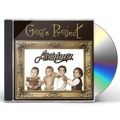 Aventura GOD'S PROJECT CD