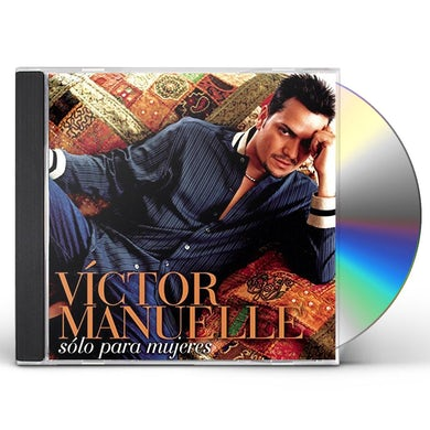 Victor Manuelle SOLO PARA MUJERES CD