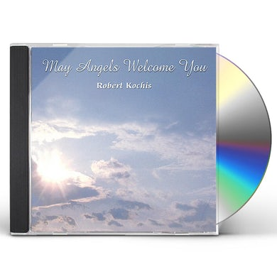 MAY ANGELS WELCOME YOU CD