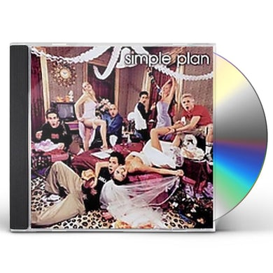 Simple Plan NO PADS NO HELMETS JUST BALL CD