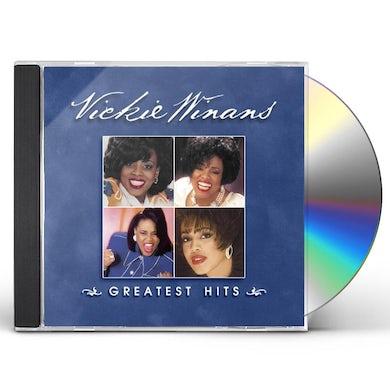 Vickie Winans GREATEST HITS CD
