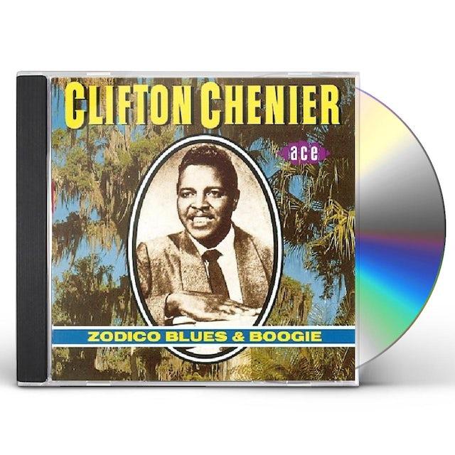 Clifton Chenier ZODICO BLUES & BOOGIE CD