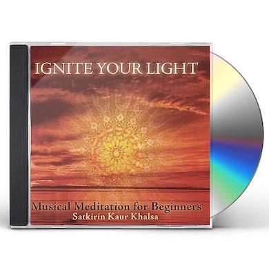 SatKirin Kaur Khalsa IGNITE YOUR LIGHT CD