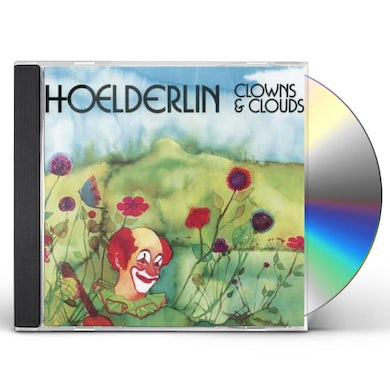 Hoelderlin CLOUDS & CLOWNS CD