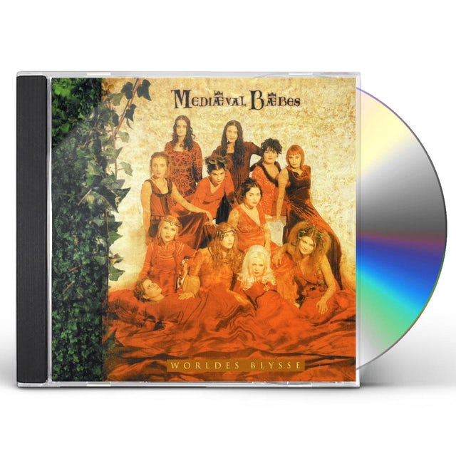 MEDIAEVAL BAEBES WORLDES BLYSSE CD
