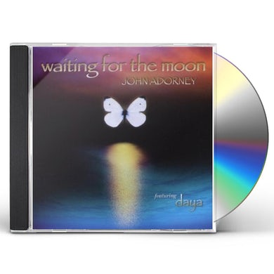 John Adorney WAITING FOR THE MOON CD