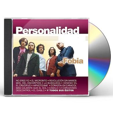 Fobia PERSONALIDAD CD