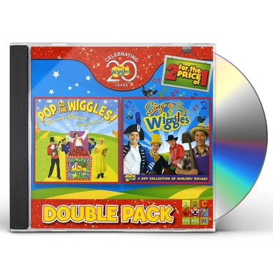 Wiggles POP GO/SING A SONG CD