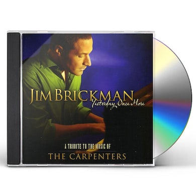 Jim Brickman YESTERDAY ONCE MORE CD