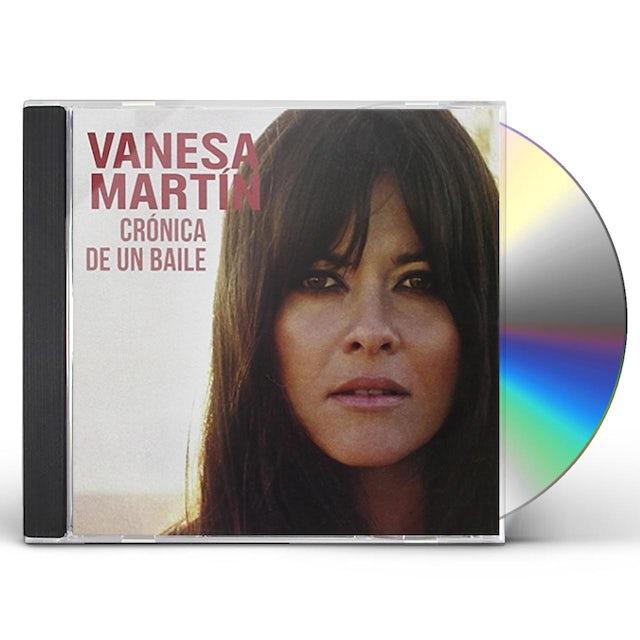 Vanesa Martin CRONICA DE UN BAILE CD