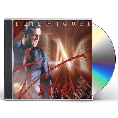 Luis Miguel VIVO-JEWEL BOX CD