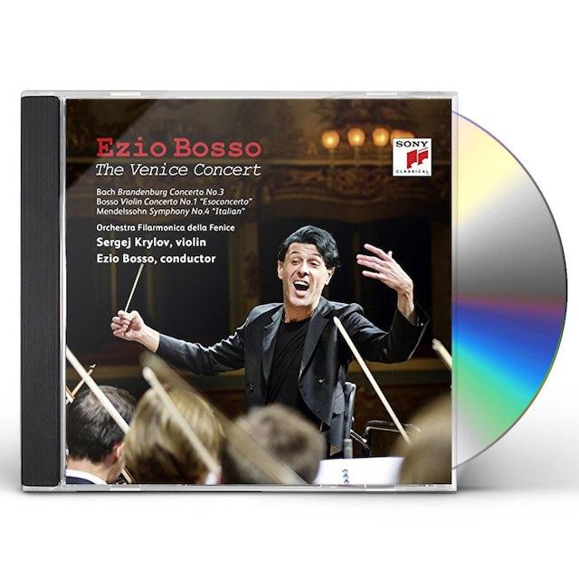 Ezio Bosso LIVE IN VENICE CD