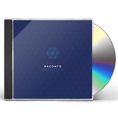 GUSTAVO SANTAOLALLA RACONTO CD