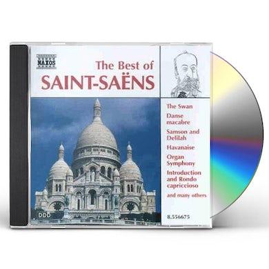 BEST OF SAINT-SAENS CD