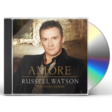 Russell Watson AMORE: OPERA ALBUM CD