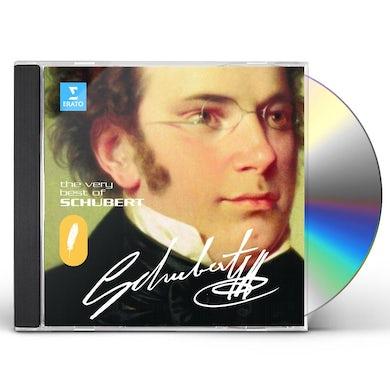 VERY BEST OF SCHUBERT CD