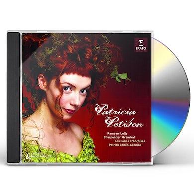 FRENCH BAROQUE VIRTUOSO ARIAS CD