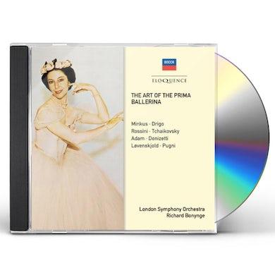 Richard Bonynge ART OF THE PRIMA BALLERINA CD