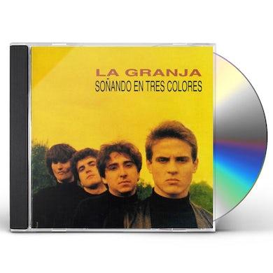 La Granja SONANDO EN 3 COLORES CD