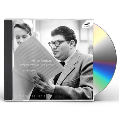 EDITION 3: COMPLETE WORKS FOR VIOLIN & PIANO CD