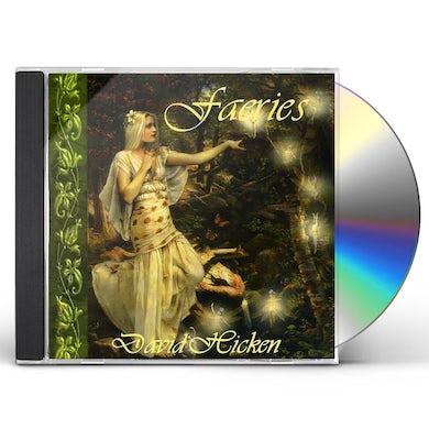 David Hicken FAERIES CD