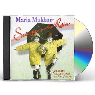 Maria Muldaur SWINGIN IN THE RAIN CD