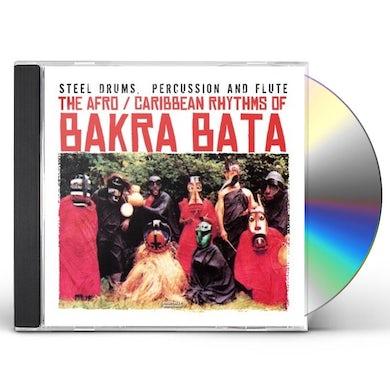 Bakra Bata STEEL DRUMS, PERCUSSION & FLUTE (MOD) CD