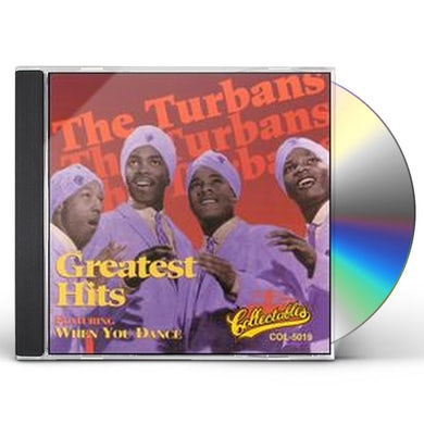 Turbans WHEN YOU DANCE: G.H. CD
