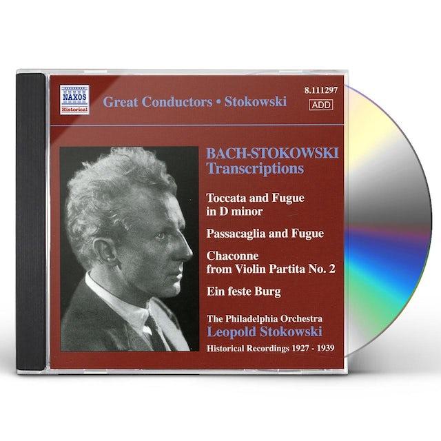 J.S. Bach TRANSKRIPTIONER CD