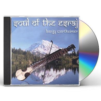 Benjy Wertheimer SOUL OF THE ESRAJ CD