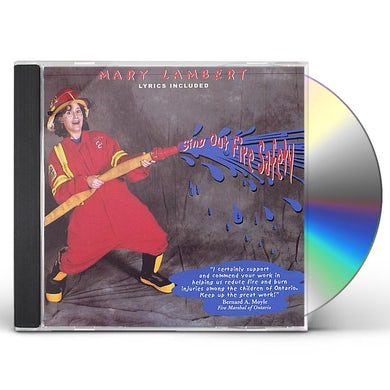 Mary Lambert SING OUT FIRE SAFETY CD