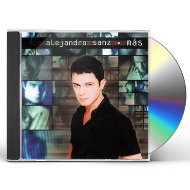 Alejandro Sanz MAS CD