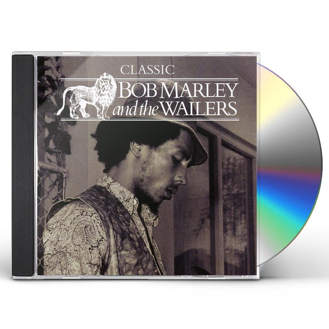 Bob Marley CLASSIC: MASTERS COLLECTION CD