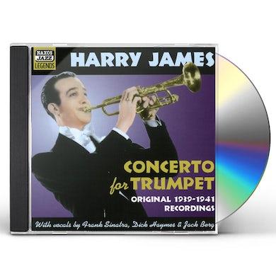 Harry James CONCERTO FOR TRUMPET CD