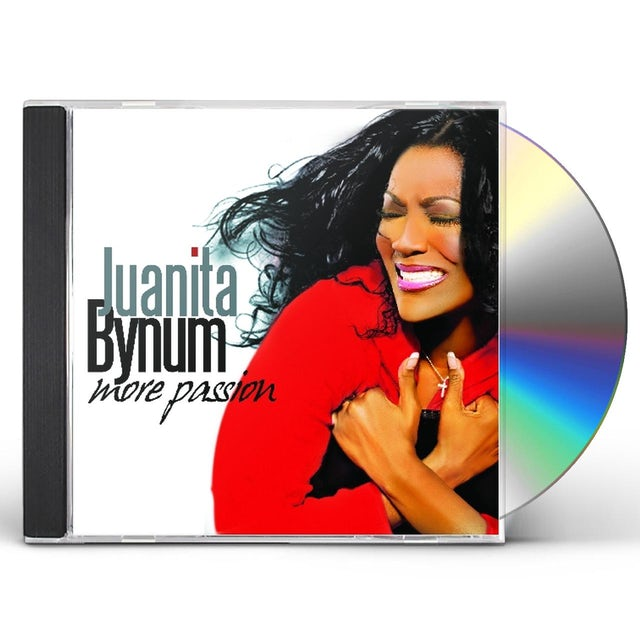 Juanita Bynum MORE PASSION CD