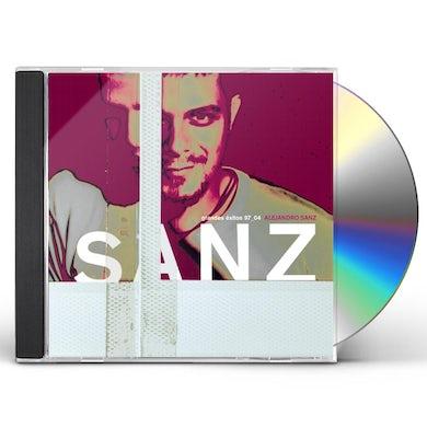 Alejandro Sanz GRANDES EXITOS 97-04 CD