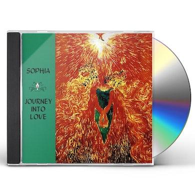 Sophia JOURNEY INTO LOVE CD